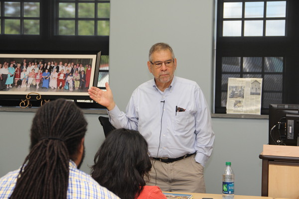 Echoes and Reflections Holocaust Education Training Michael Barenbaum