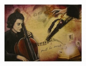 Elizabeth Elder - 16th Annaul Holocaust Art and Writing Contest Entry