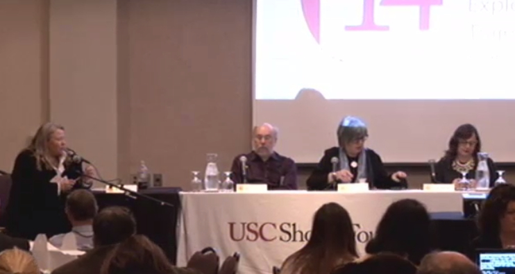 Round Table Panel Discussion at USC with Dr. Kori Street