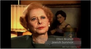 Ellen Brandt speaks of her activism and protesting in Nazi Germany