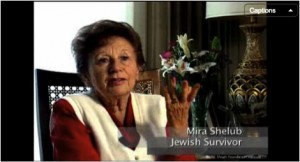 Mira Shelub discusses her participation as a partisan fighting against the Nazis