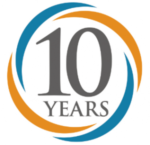 10-Year-Logo-Icon