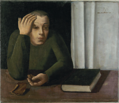 Portraits of an Unidentified Man by Nussbaum