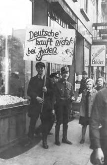 Antisemitism and propaganda in Nazi Germany