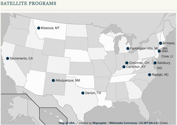 2015 Satellite programs