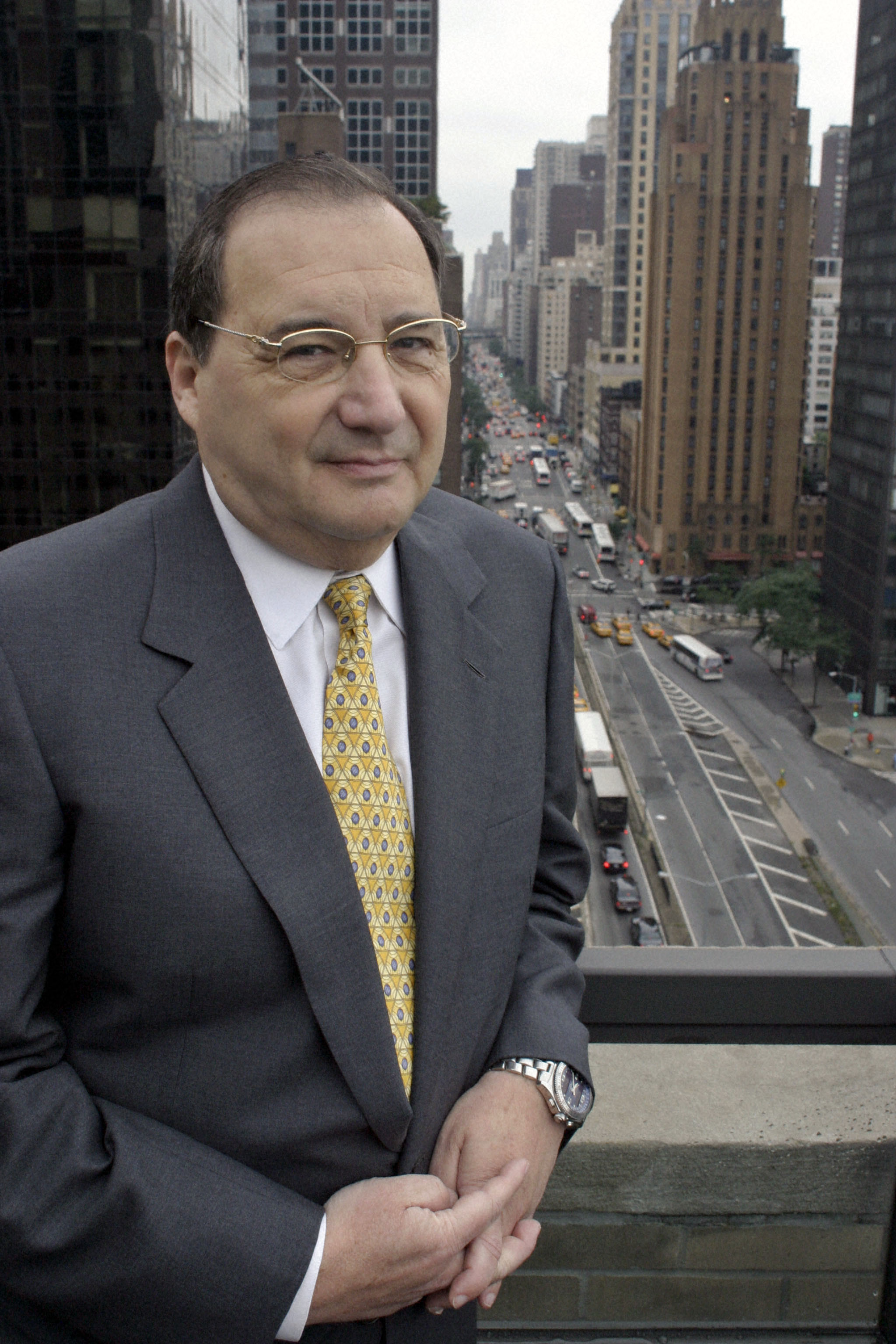Abraham Foxman, National Director of Anti-Defamation League