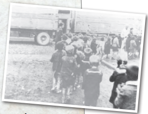 Children in the Lodz Ghetto