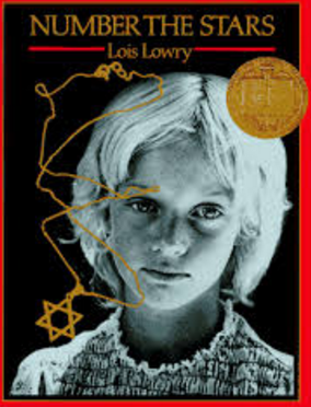 Book cover Number the Stars Holocaust Education