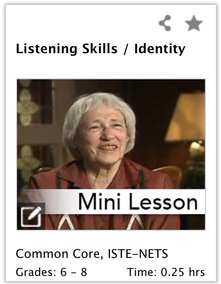 Mini Lesson about Margaret Lambert