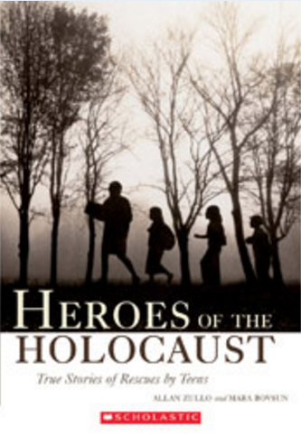 Zullo and Bovsun book about Heroes of the Holocaust