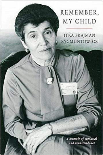 Jennifer Goss and Itka Zygmuntowicz's book Remember My Child