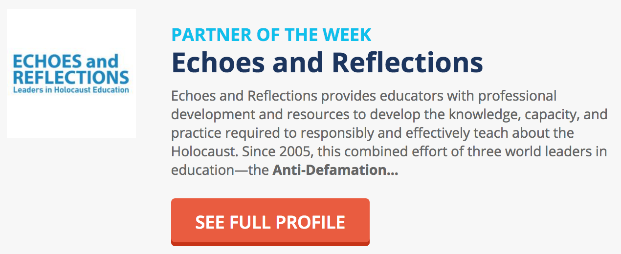 Share My Lesson Featured Partner of the Week