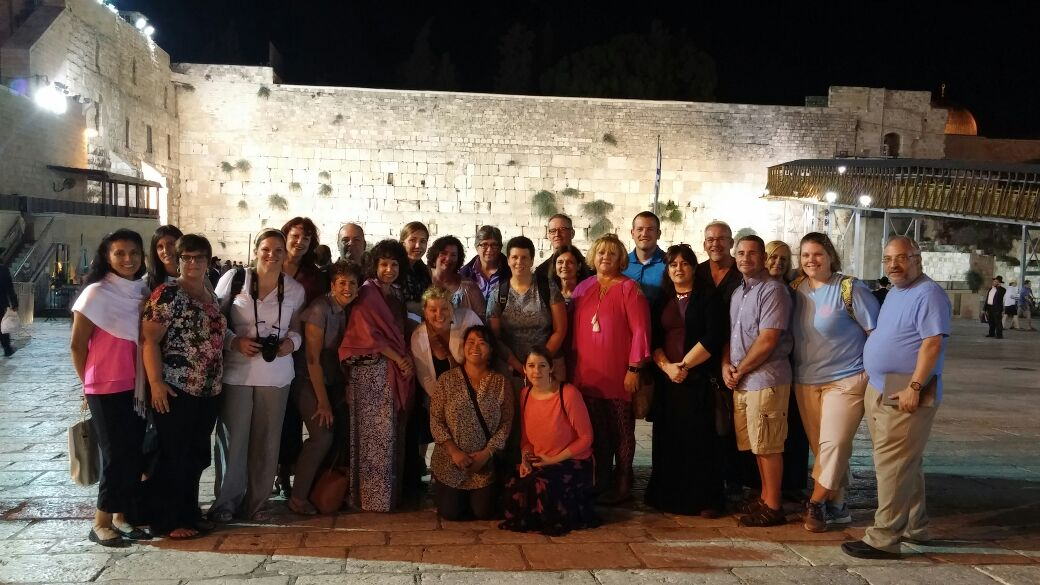Echoes and Reflections Advanced Learning Seminar at Yad Vashem 2016