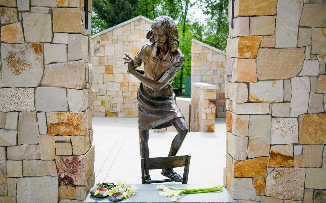Anne Frank Memorial in Boise, ID