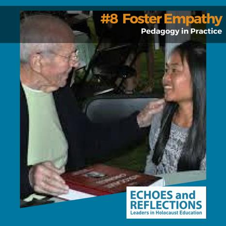 Pedagogy in Practice - Foster Empathy