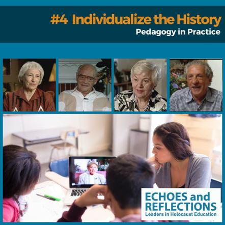 pedagogy in practice - teach the human story